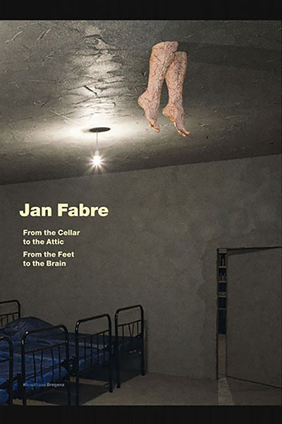 Jan Fabre. From the Cellar to the Attic